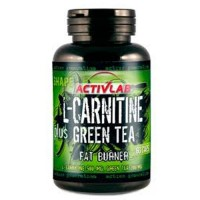 L-Carnitine Plus Green Tea (60капс)